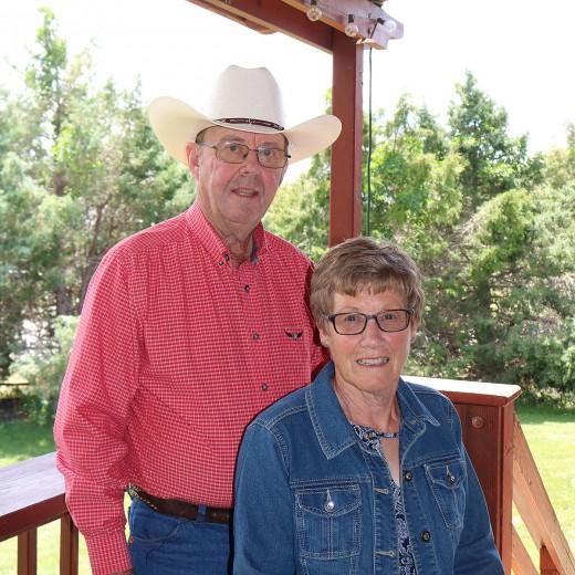 Keith and Linda Hamilton