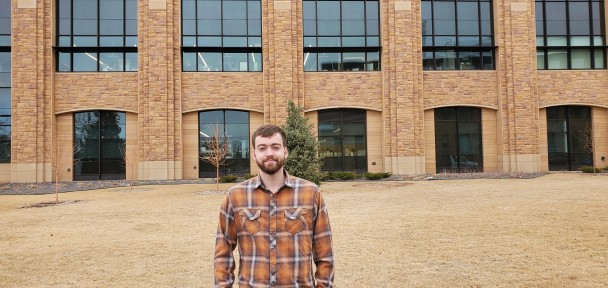 Courtesy photo Jared Henderson's business has been selected to receive seed money from two entrepreneurial competitions at the University of Wyoming.